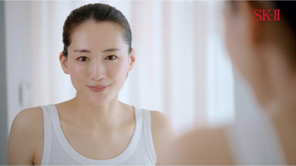 綾瀬はるか、10年以上前のCMをリメーク撮影 迷ったときは「自分の内側と話をするのが大事」 画像1