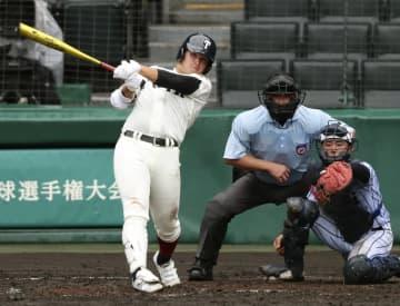 大阪桐蔭7―4東海大菅生 大阪桐蔭が3本塁打 画像1