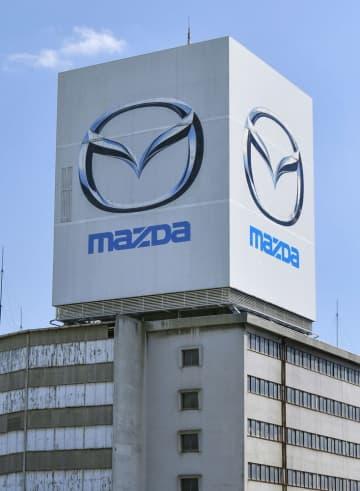 マツダ、大雨で工場の稼働停止 広島と山口、設備に被害なし 画像1