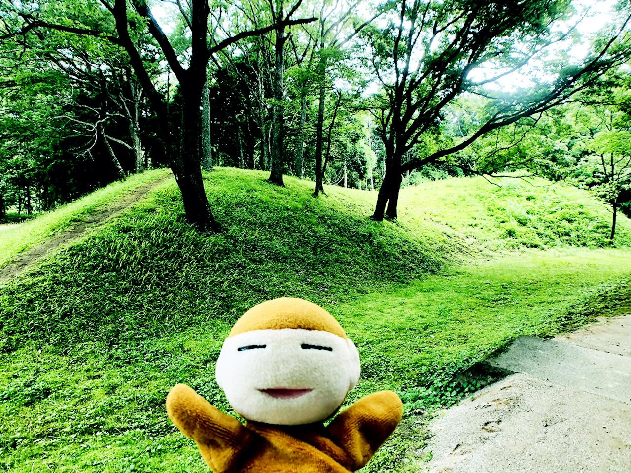 日本列島ゆるゆる古墳ハント(29)赤色装飾の呪術的なパワーが魅力!茨城県ひたちなか市「虎塚古墳」 画像1