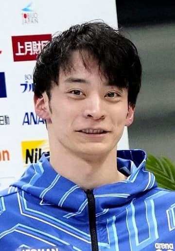 競泳の入江、現役続行へ 31歳、五輪4大会連続出場 画像1