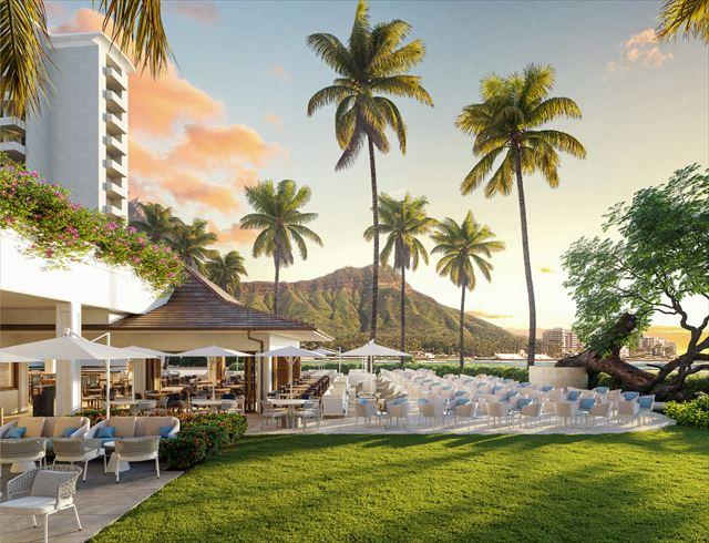 ハワイを代表するラグジュアリーホテル「ハレクラニ」がリニューアルオープン 画像2
