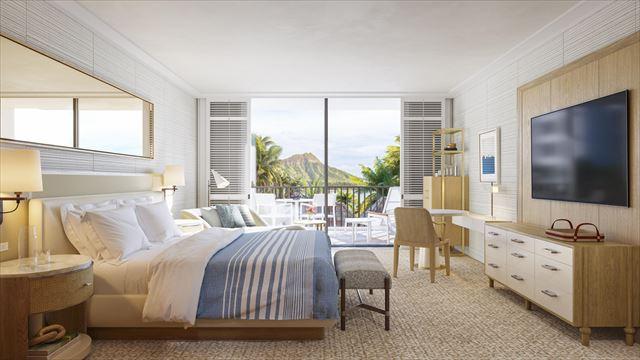 ハワイを代表するラグジュアリーホテル「ハレクラニ」がリニューアルオープン 画像3