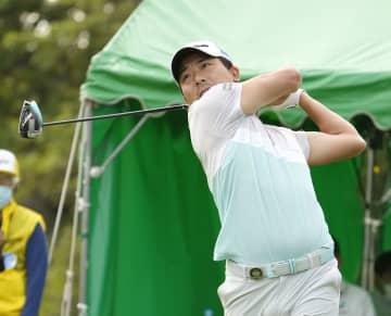 男子ゴルフ宋首位、竹安ら1打差 セガサミー・カップ第1日 画像1