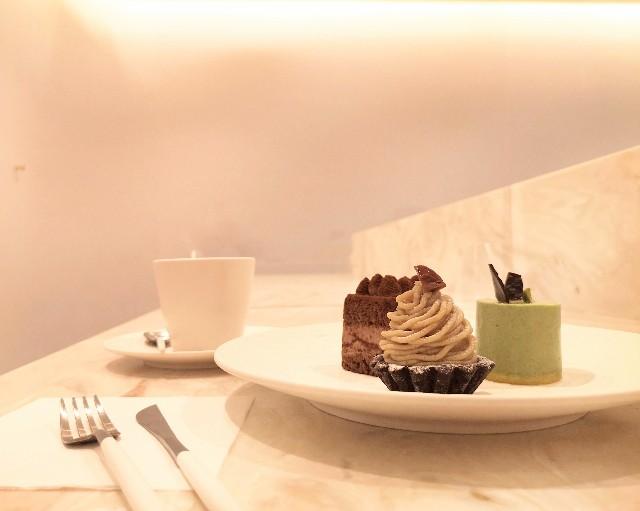 京都の「姫ケーキ」が東京へ!鼓月の洋菓子店「キニール」がカフェ併設店をオープン【東京ミッドタウン】 画像1