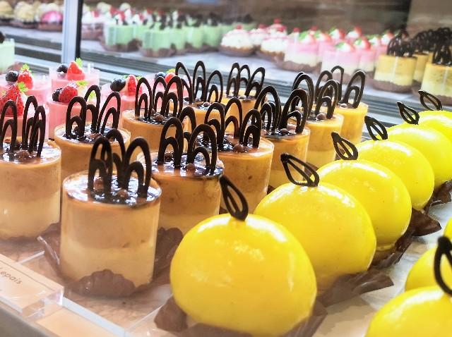 京都の「姫ケーキ」が東京へ!鼓月の洋菓子店「キニール」がカフェ併設店をオープン【東京ミッドタウン】 画像7