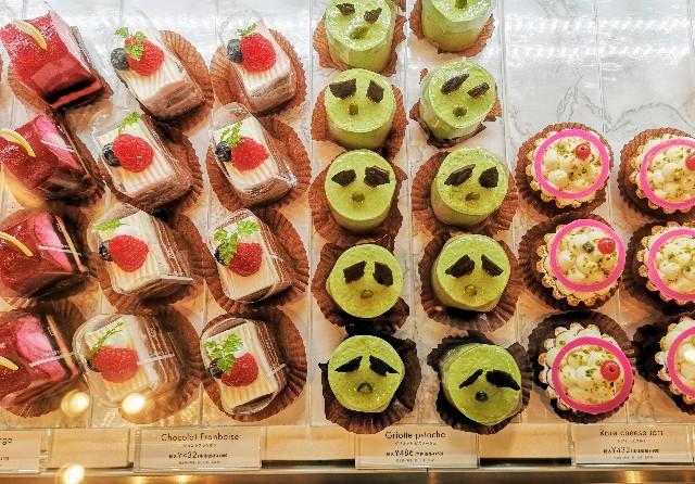 京都の「姫ケーキ」が東京へ!鼓月の洋菓子店「キニール」がカフェ併設店をオープン【東京ミッドタウン】 画像9