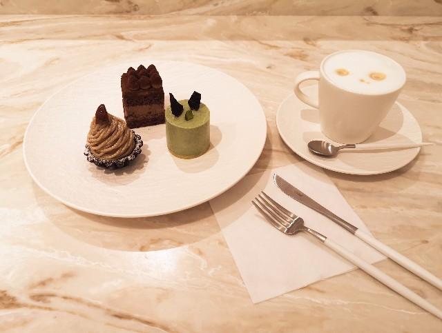 京都の「姫ケーキ」が東京へ!鼓月の洋菓子店「キニール」がカフェ併設店をオープン【東京ミッドタウン】 画像19