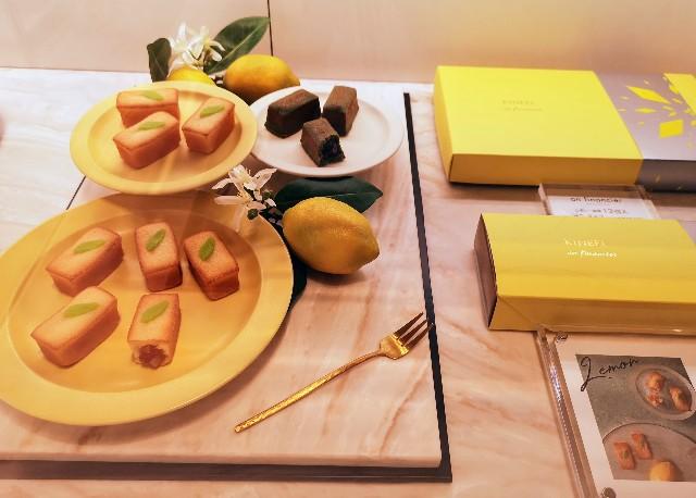 京都の「姫ケーキ」が東京へ!鼓月の洋菓子店「キニール」がカフェ併設店をオープン【東京ミッドタウン】 画像22