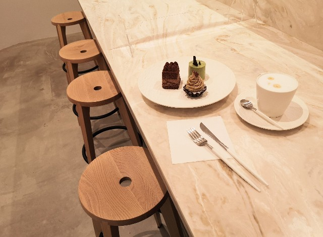 京都の「姫ケーキ」が東京へ!鼓月の洋菓子店「キニール」がカフェ併設店をオープン【東京ミッドタウン】 画像25