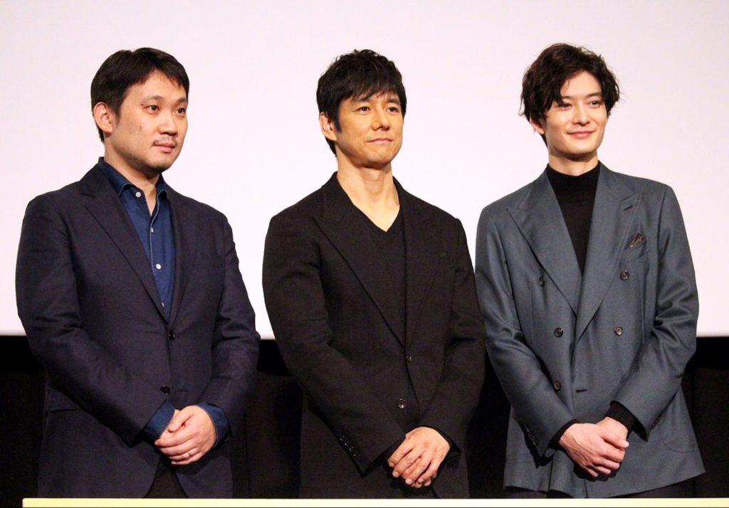 西島秀俊、岡田将生に「こんな純粋な人がいて大丈夫なのか…」 岡田「僕もう32です。10代とか20代じゃないです」 画像1