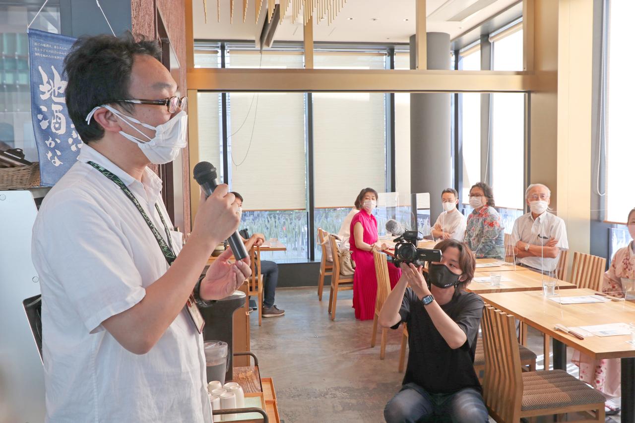 琵琶湖でしか捕れない希少な魚「ビワマス」が絶品!ここ滋賀「『旬のビワマス』を味わう会」で舌鼓【実食ルポ】 画像4