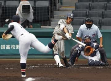 日本文理6―8敦賀気比 敦賀気比が16安打 画像1