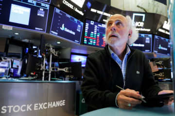 NY株反発、225ドル高 割安感からIT銘柄に買い 画像1