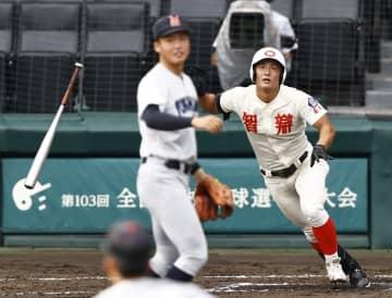智弁学園など3回戦へ 全国高校野球選手権第8日 画像1