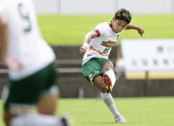 インターハイ、青森山田が決勝へ サッカー男子、米子北と対戦 画像1