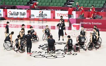 車いすバスケ男女代表が初練習 藤本怜央「やりきる覚悟で」 画像1