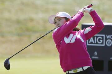 古江20位、畑岡は26位 全英女子ゴルフ最終日 画像1
