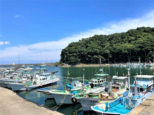 灯台の上からダイナミックな太平洋の絶景を一望!漁港ではとれたての魚介類を堪能「大王埼灯台」【三重県志摩市】 画像3