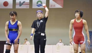 世界レスリング代表の藤波2連覇 全国高校総体第30日 画像1