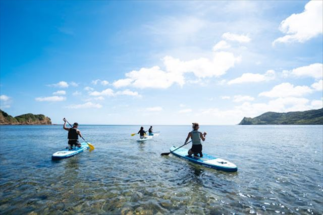 【1組限定グランピング】神々の島・壱岐島でイルカに癒されるリトリートプラン 画像6