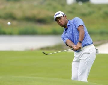 松山は43位、フィナウ2勝目 米男子ゴルフ 画像1