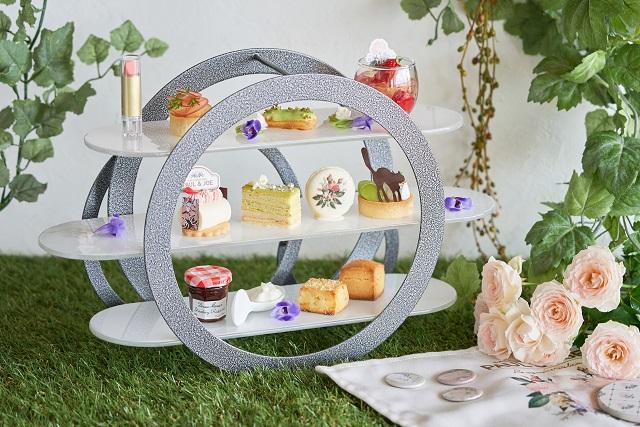 お菓子と紅茶で優雅に。ポール&ジョーのコラボカフェがオープン【ヒルトン東京お台場】 画像6