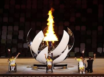 東京パラリンピック開幕 コロナ危機、原則無観客 画像1