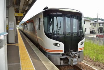 新型の在来線特急車両を披露 JR東海、22年度営業運転 画像1