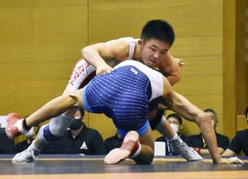 レスリング60k級、小野が連覇 全国高校総体最終日 画像1