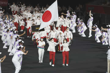 最多254選手、全競技に出場 日本選手団、金20個が目標 画像1