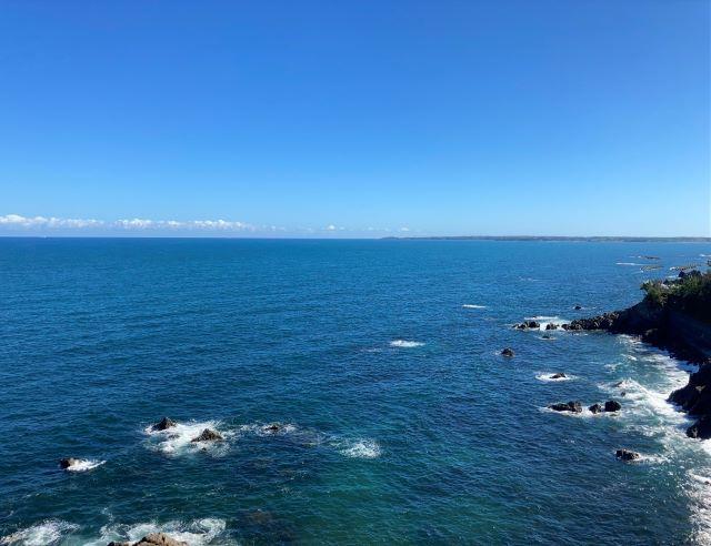 360度海を見渡す「安乗埼灯台」と、絶景カフェでご当地パフェを楽しめる「きんこ芋工房上田商店灯台カフェ」【三重県志摩】 画像5