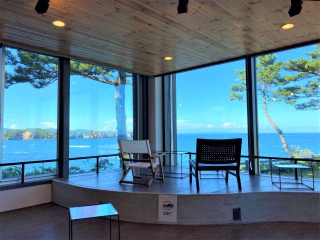 360度海を見渡す「安乗埼灯台」と、絶景カフェでご当地パフェを楽しめる「きんこ芋工房上田商店灯台カフェ」【三重県志摩】 画像12
