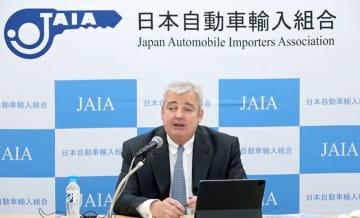 輸入車販売、コロナ前回復へ 21年、組合理事長が見通し 画像1