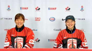 IH女子世界選手権、日本2勝目 1次リーグB組、準々決勝進出 画像1