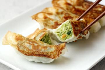 運動選手向けギョーザを発売 味の素冷凍食品、脂質抑制 画像1
