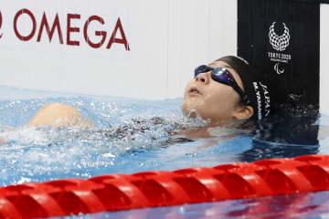 パラ、14歳山田が最年少「銀」 競泳、鈴木も銅メダル 画像1