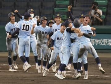 近江など近畿勢がベスト4占める 全国高校野球選手権第13日 画像1