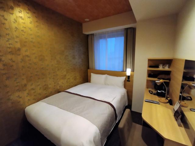 1泊3600円でおこもりできる東京・浅草の和風ホテルに泊まってみた【トーセイホテル ココネ浅草蔵前】 画像8