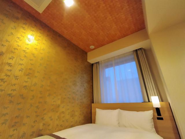 1泊3600円でおこもりできる東京・浅草の和風ホテルに泊まってみた【トーセイホテル ココネ浅草蔵前】 画像11