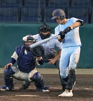 神戸国際大付6―7近江 近江がサヨナラ勝ち 画像1