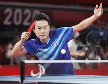 岩渕幸洋は1次リーグ敗退 卓球・26日 画像1