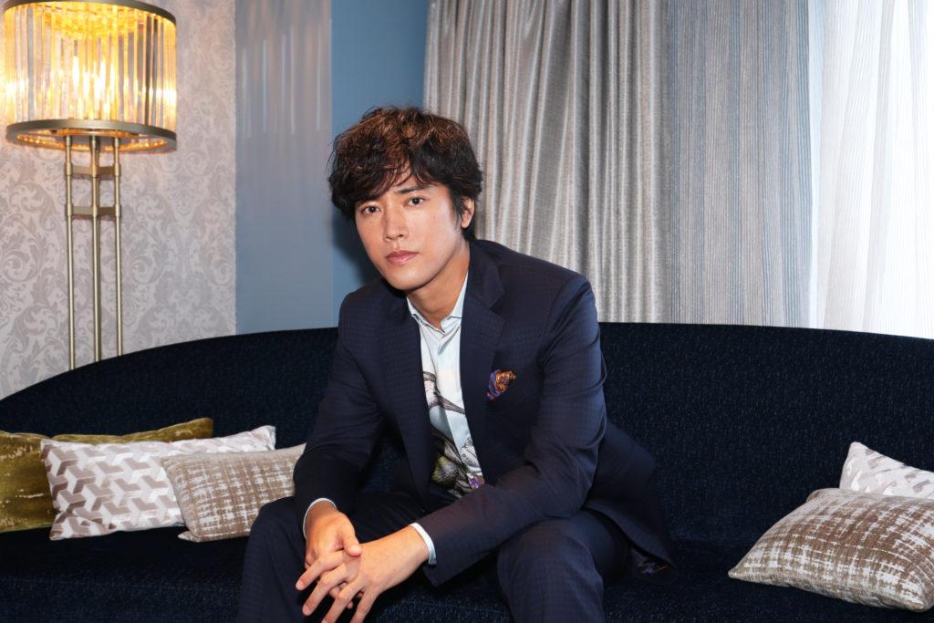 【インタビュー】舞台「醉いどれ天使」桐谷健太 12年ぶりに舞台に挑む「ライブ感を楽しんで演じたい」 画像1