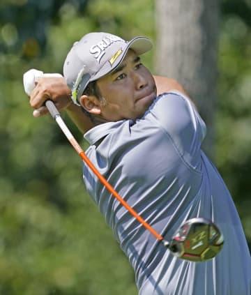 松山英樹、5アンダーで7位発進 米男子ゴルフ第1日 画像1