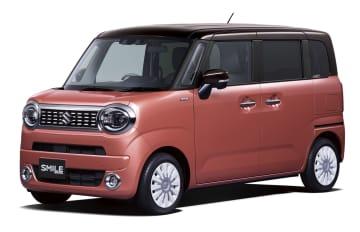 スズキ「ワゴンRスマイル」発売 新型車、9月10日に 画像1