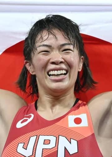 五輪V2の川井梨紗子選手が結婚 レスリング、金城さんと 画像1