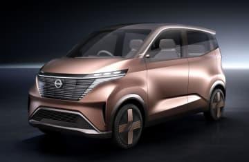 EV軽自動車、22年度初頭発売 日産、三菱自が共同開発 画像1