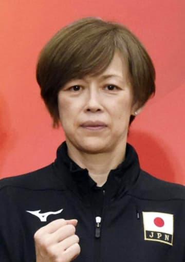 バレー女子、中田久美監督が退任 東京五輪で指揮「後悔ない」 画像1