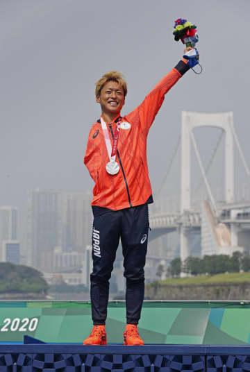 トライアスロン宇田が銀、米岡銅 競泳鈴木は3個目メダル 画像1