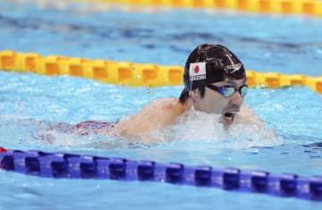 鈴木孝幸が個人メドレーで銅 競泳・28日 画像1
